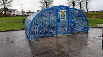 Cycle Shelters, Storage & Parking