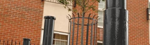 Installation of high quality, long-lasting bollards which are available in a variety of styles and functional features, to suit various sites and applications.